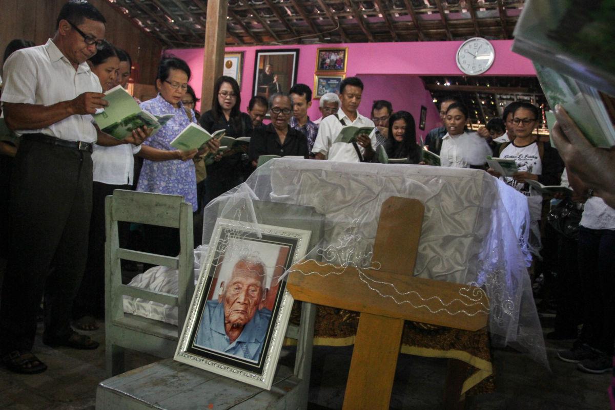 Muere a los 146 el hombre 'más anciano' del mundo