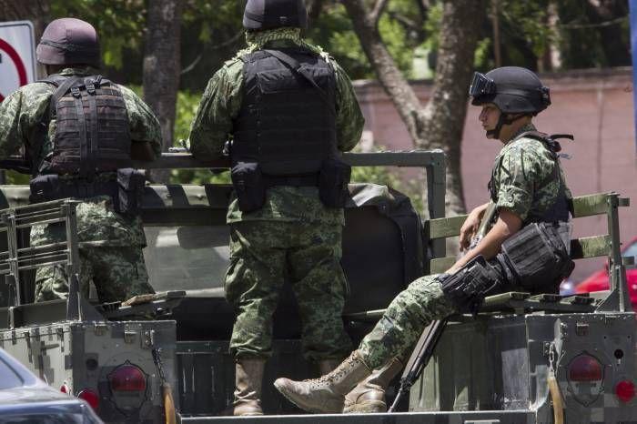 Ej rcito mexicano vigilar la jornada electoral en for Noticias del espectaculo mexicano del dia de hoy