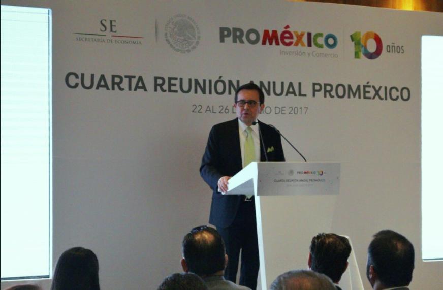 México da bienvenida a objetivos EEUU en renegociación Tlcan