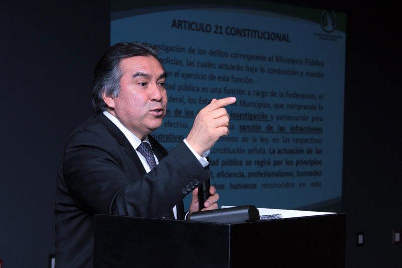 Baruch Delgado Carbajal renuncia como presidente de CODHEM — Oficial