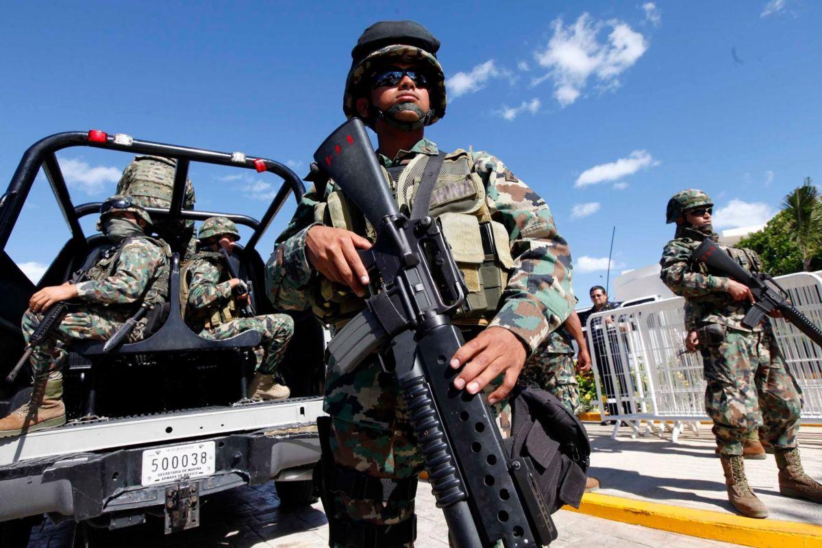 Gobernadores respaldan a las Fuerzas Armadas; no pueden salir de las calles