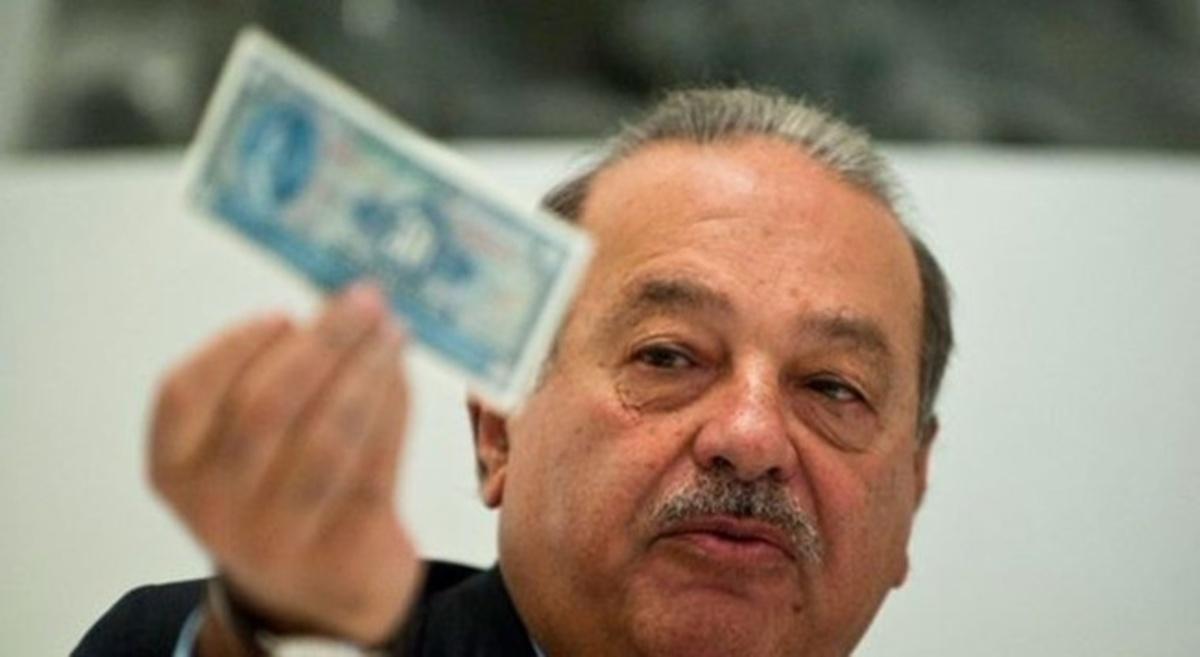 Slim financia la visita del Papa a México