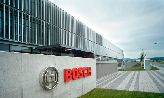 Bosch invertirá 120 mdd en planta inteligente en México