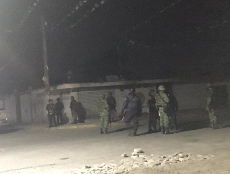 Enfrentamientos entre militares y 'huachicoleros' dejan 7 muertos en Puebla