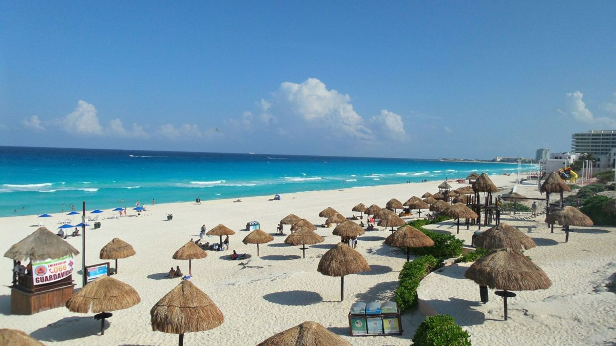 Agua de 267 playas de México es apta para uso recreativo