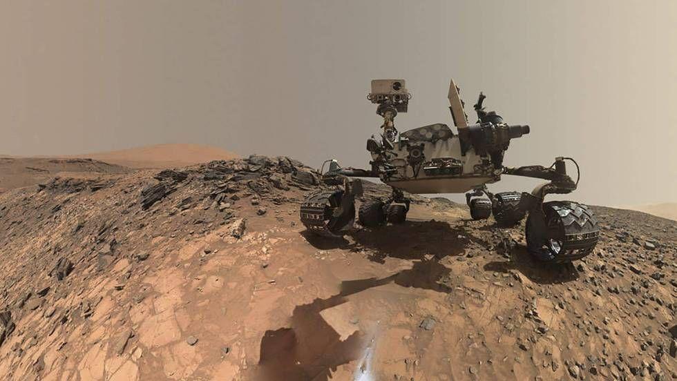 Entrenarán a astronautas en Sonora para misión a Marte en 2030