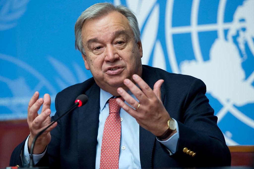 Secretario general de la ONU renueva llamado al diálogo en Venezuela