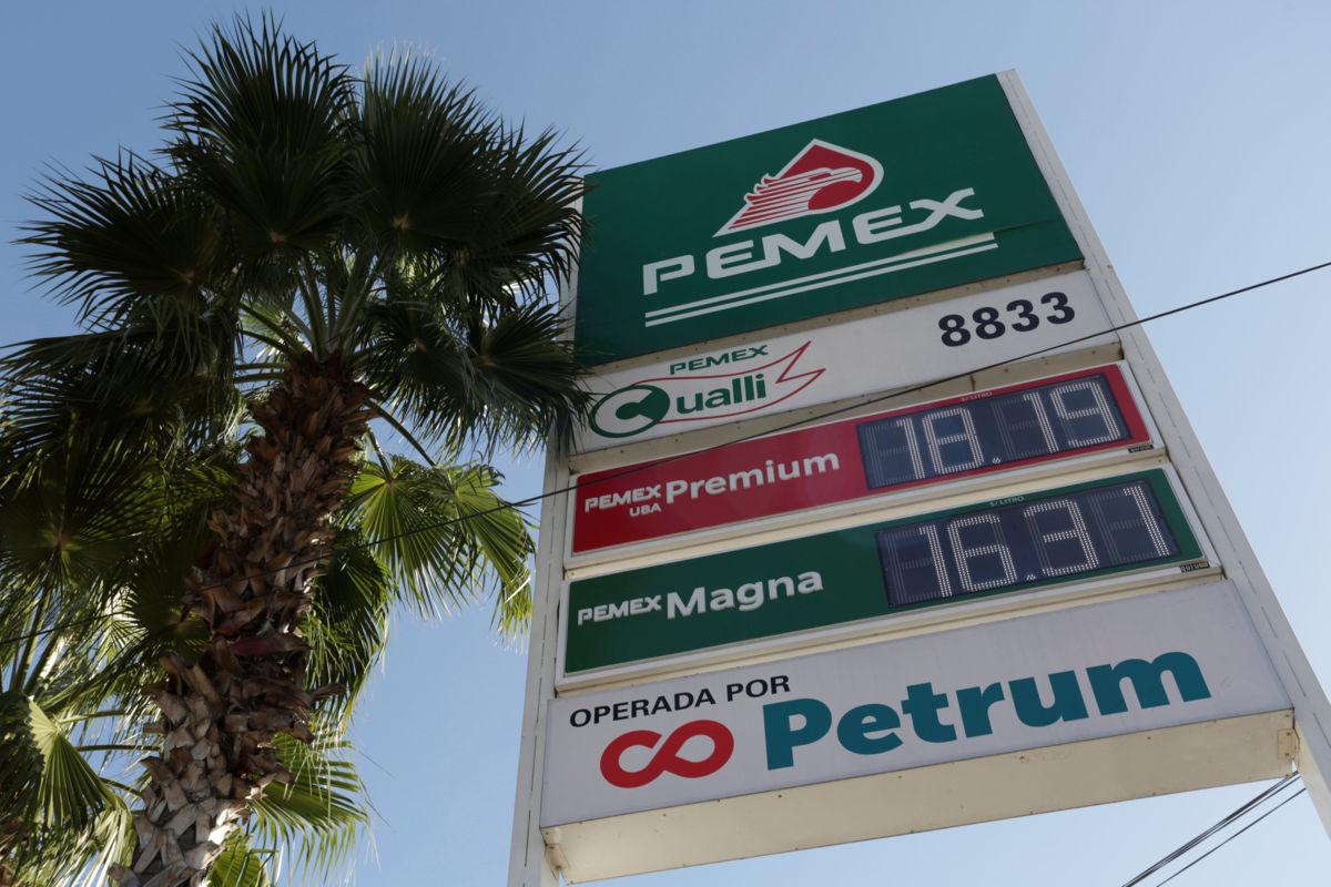 El precio de la gasolina en permi 95