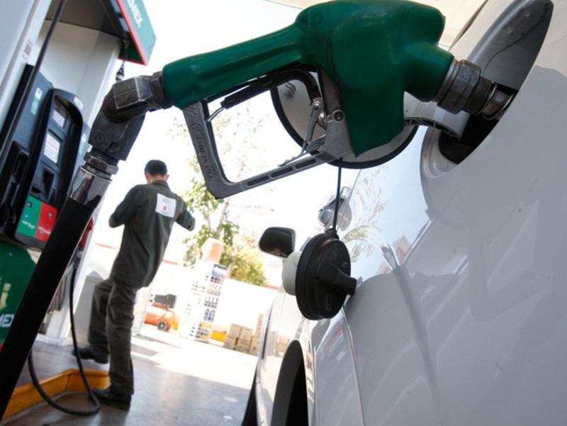 El coste del litro de la gasolina 92 en permi