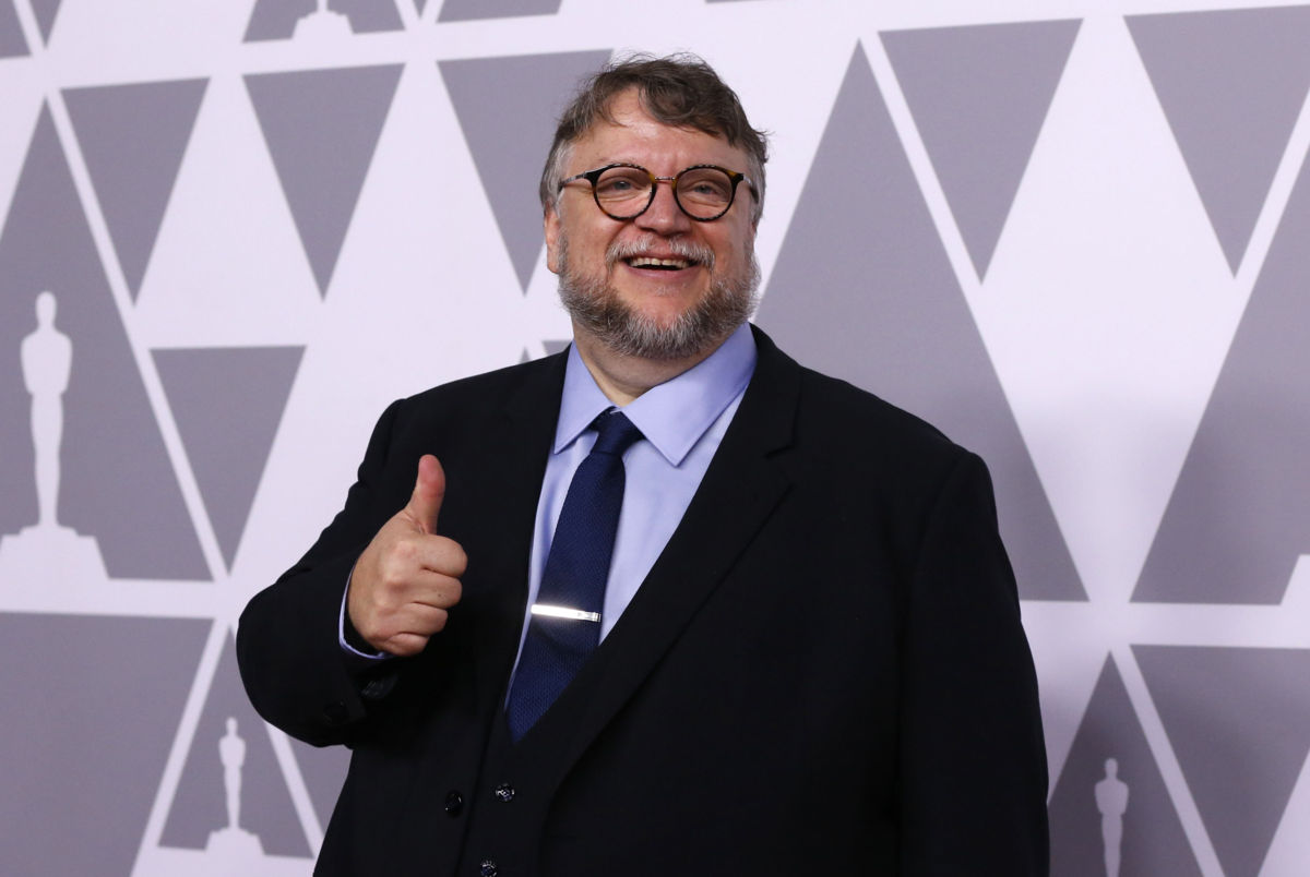 Del Toro gana como mejor director por 'The Shape of Water' en premios BAFTA