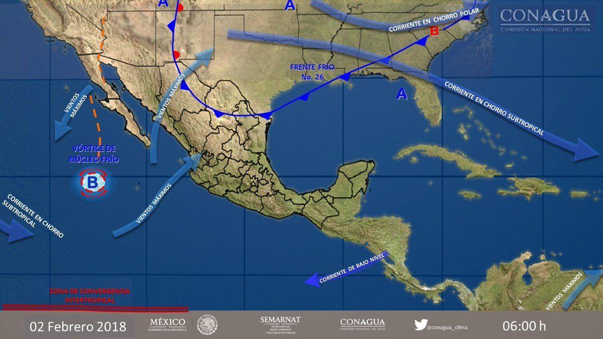Así estará esta semana el tiempo en Mendoza — Pronóstico