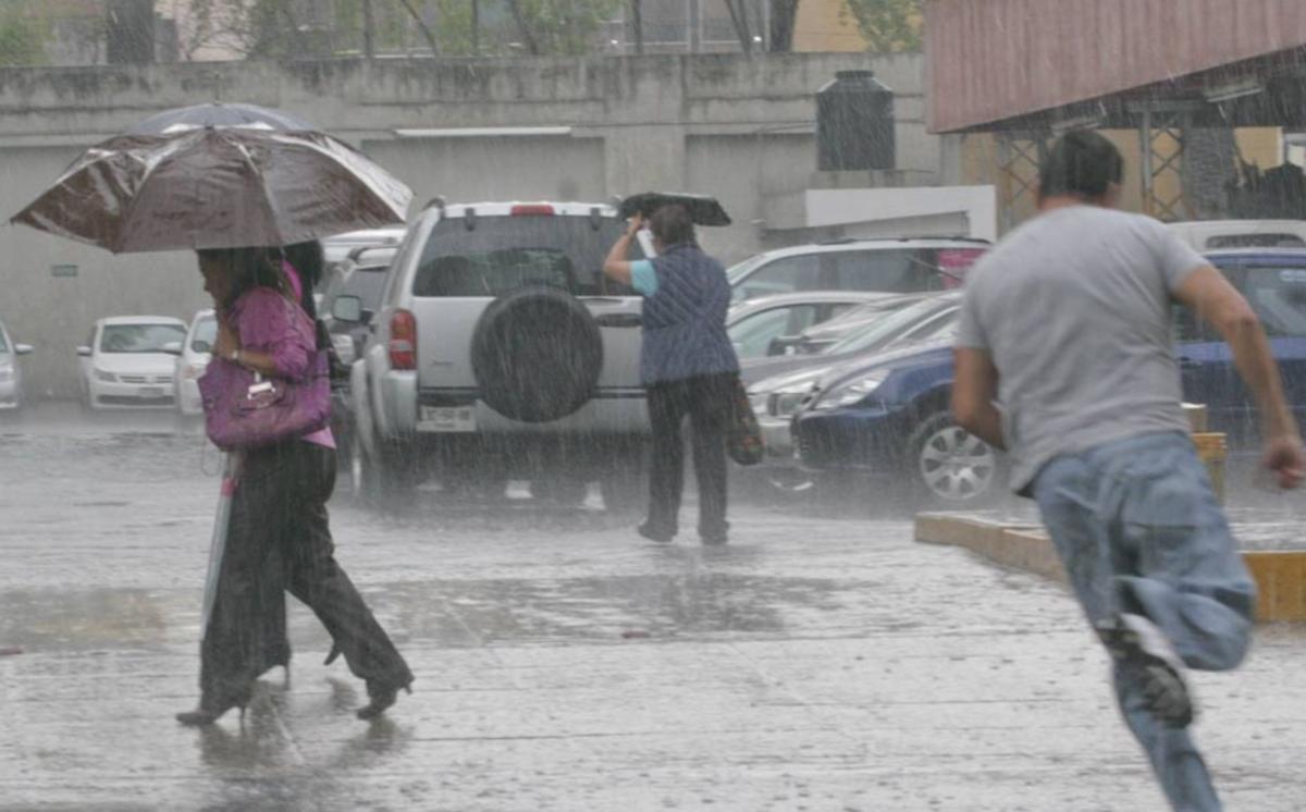 Pronostican lluvias y fuertes vientos en Tamaulipas