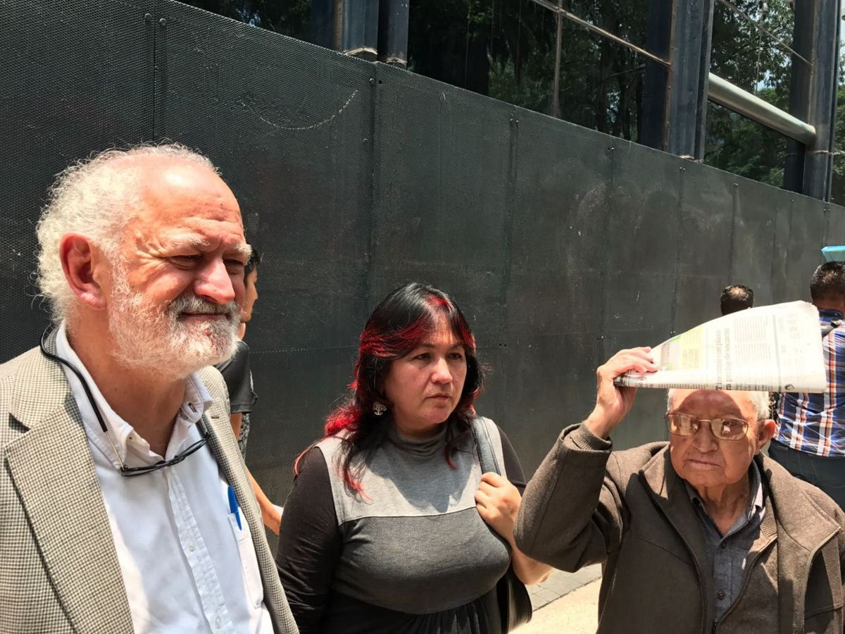 Norberto Rivera compadece a