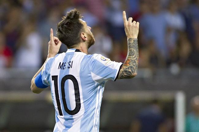 Messi buscará celebrar su cumpleaños número 29 con el título de Copa América