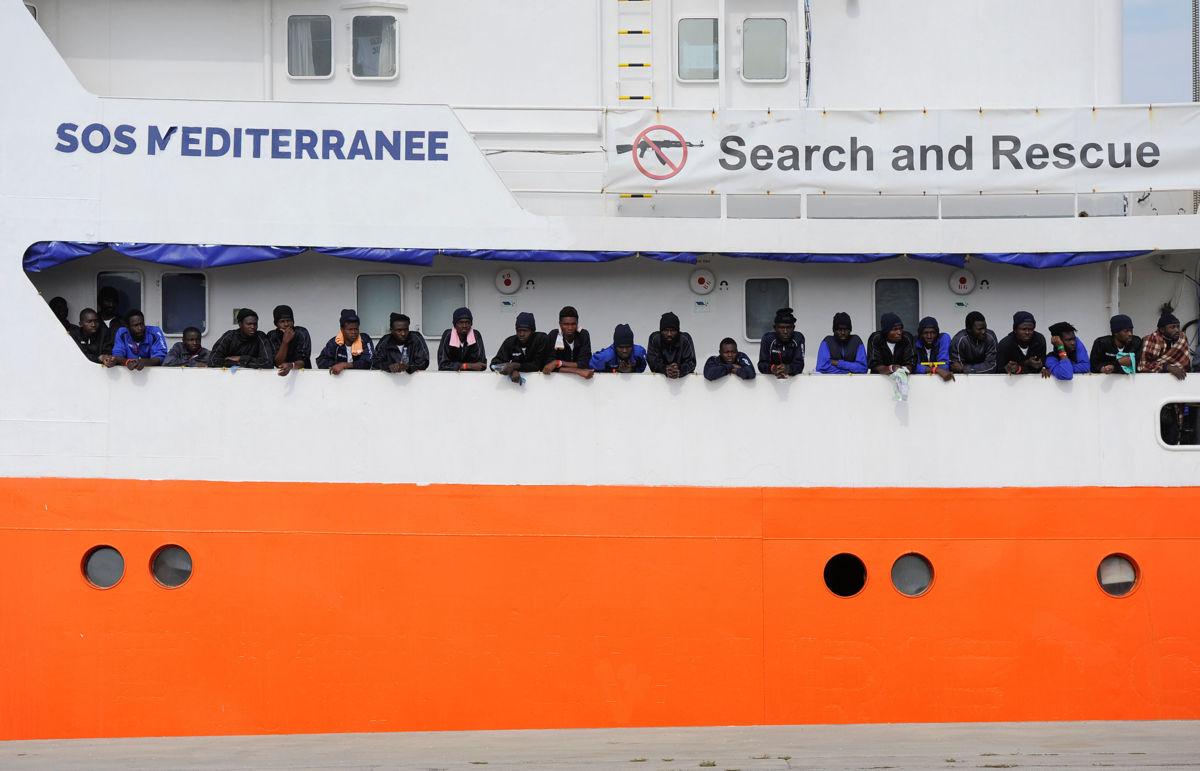 Los 629 migrantes del 'Aquarius' tendrán el estatus de refugiados