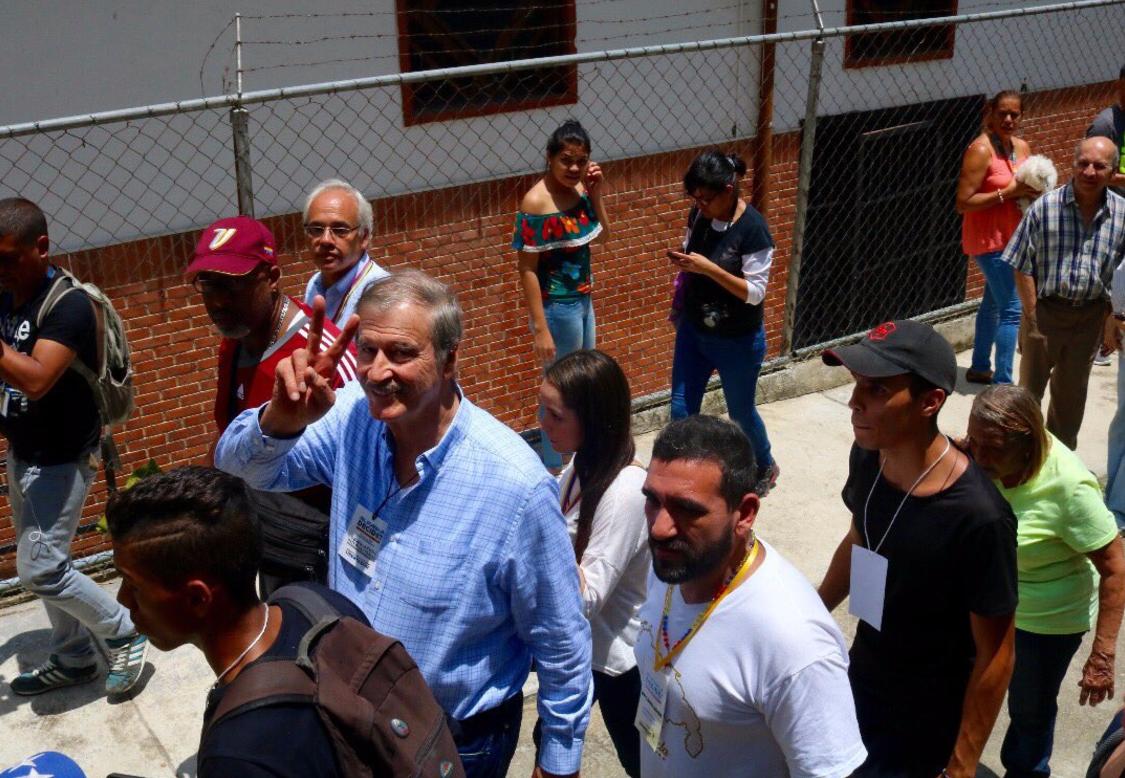 AMLO piensa que México es una república bananera y puede tomarnos el pelo: Vicente Fox