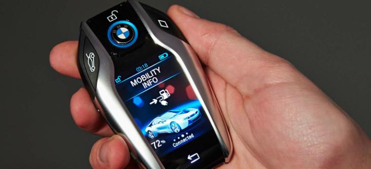 Delincuentes 'hackean' llave de BMW (Video)