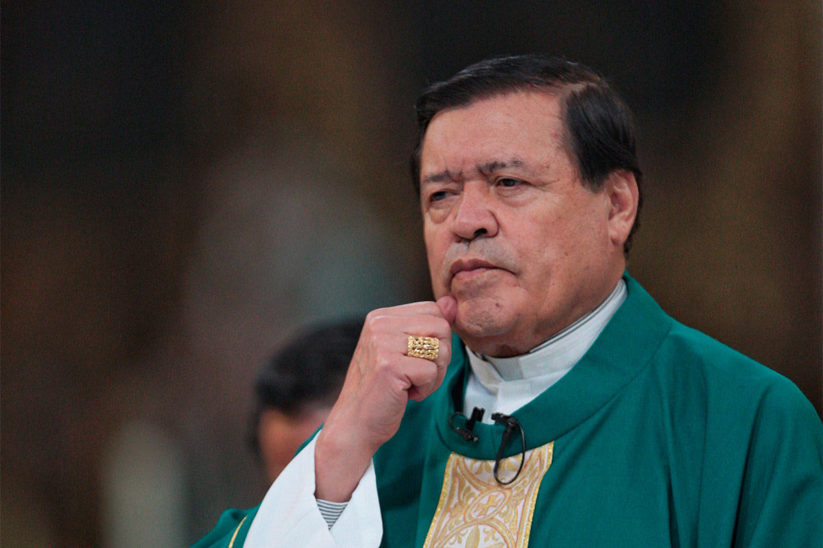 PGR investiga a Norberto Rivera por supuesto encubrimiento de pederastas