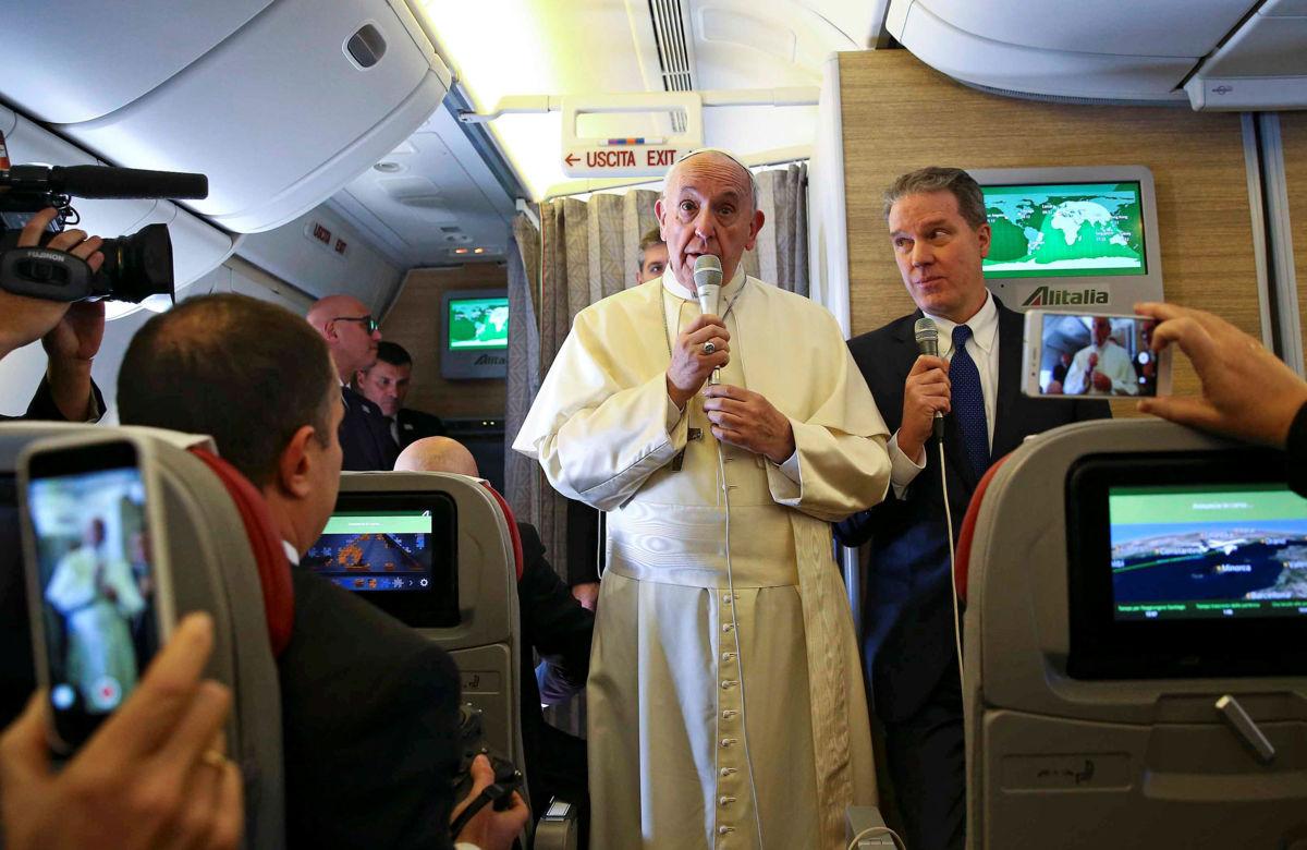 El mundo al borde de una guerra nuclear: Papa Francisco