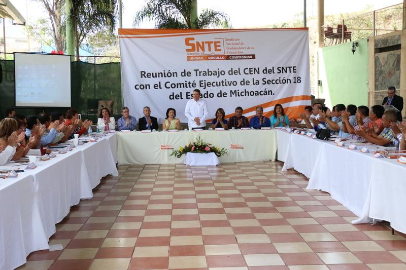 Apoyo total a Michoacán, compromete Juan Díaz de la Torre