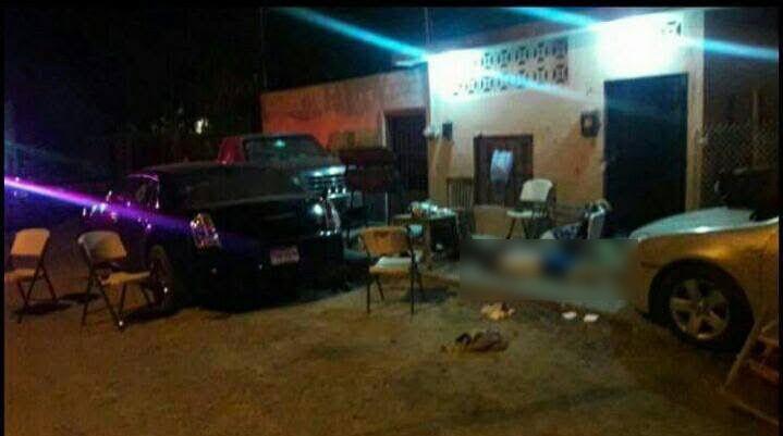 Ejecutan a familia en la colonia Arcoiris de Reynosa