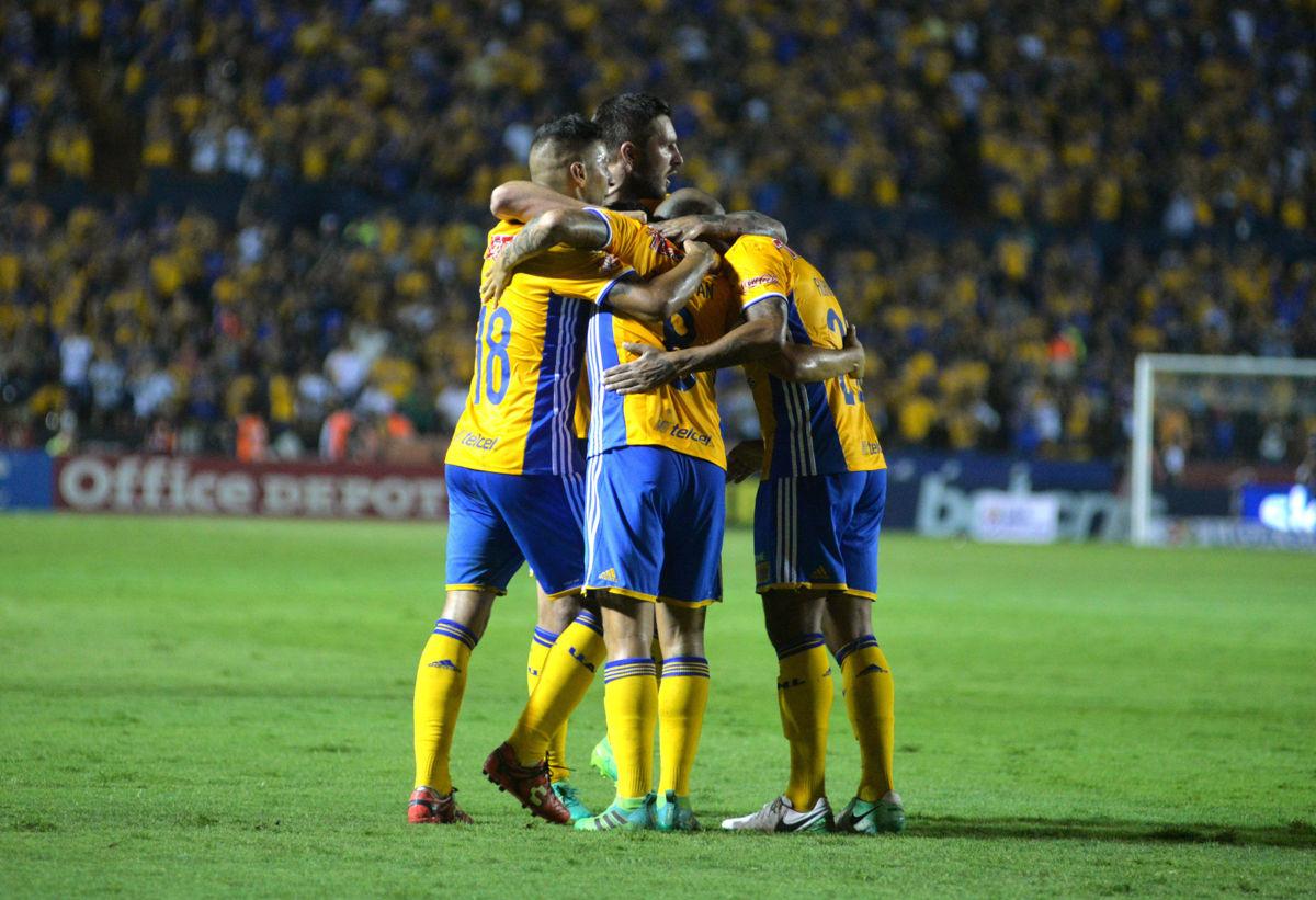 Tigres se impone 2-0 a Xolos (Video)