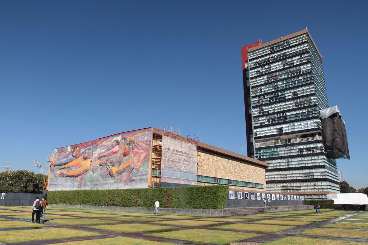 UNAM llama a no saturar su página web por resultados