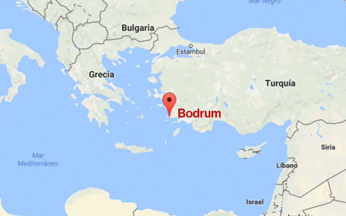 Potente terremoto de 6,7 grados de magnitud sacude la costa de Turquía