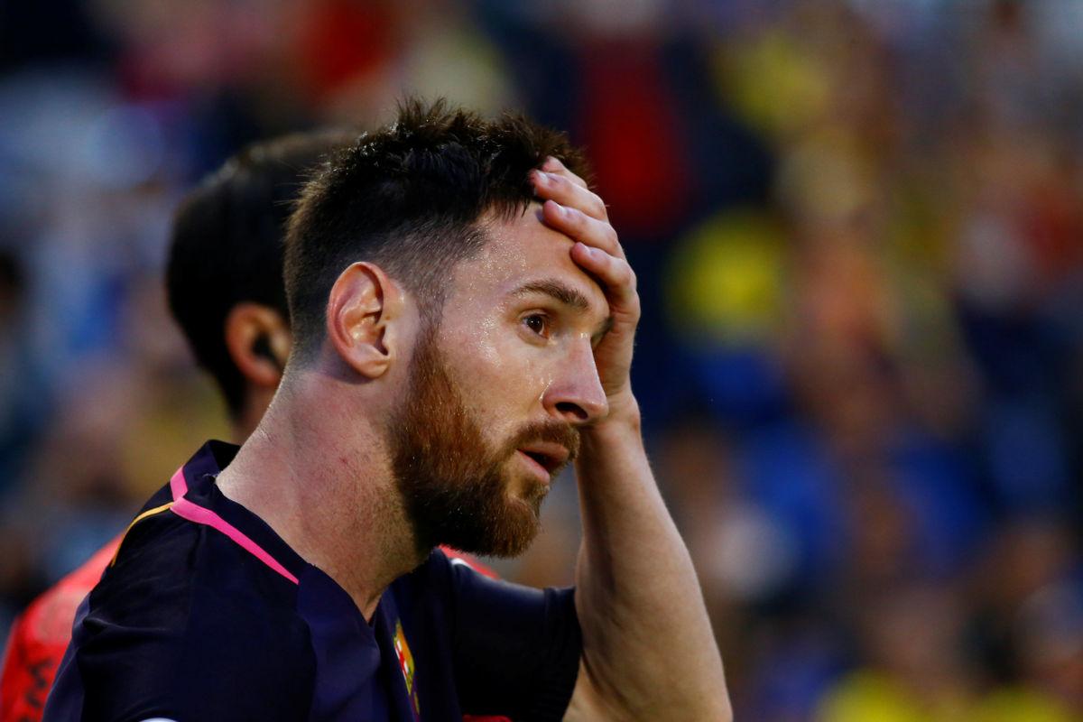 Condenan por fraude fiscal a Messi en España
