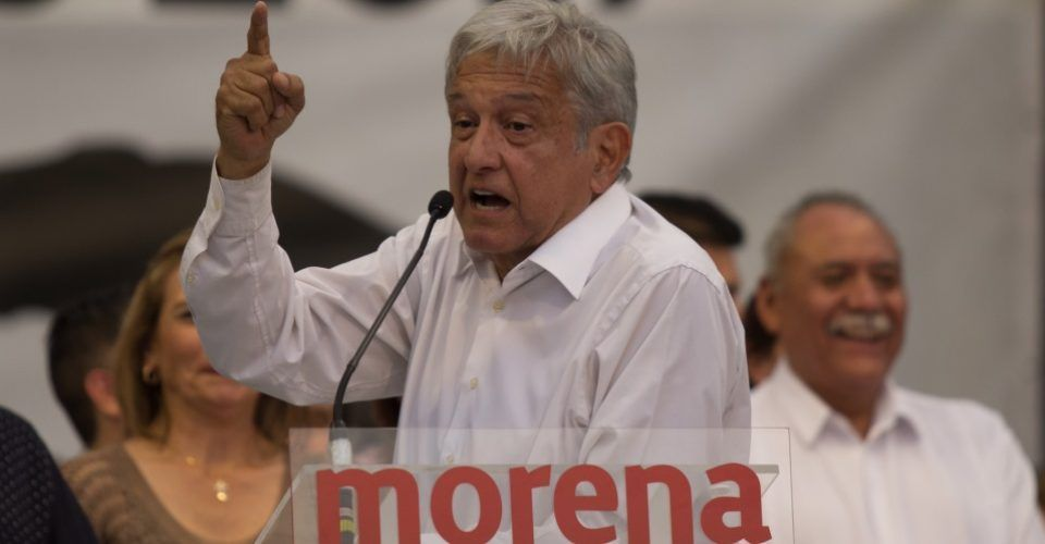 PRI y Morena,