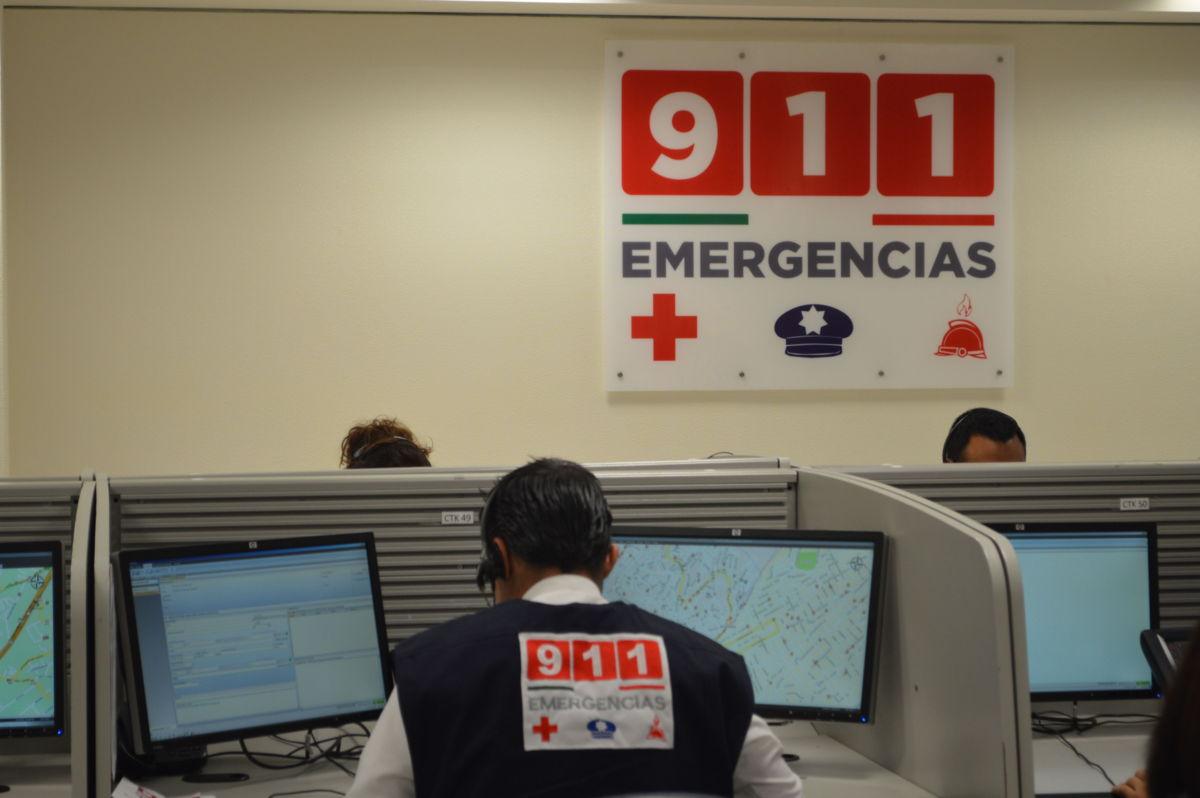 89% de las llamadas al 911 durante 2017, improcedentes o falsas: Segob
