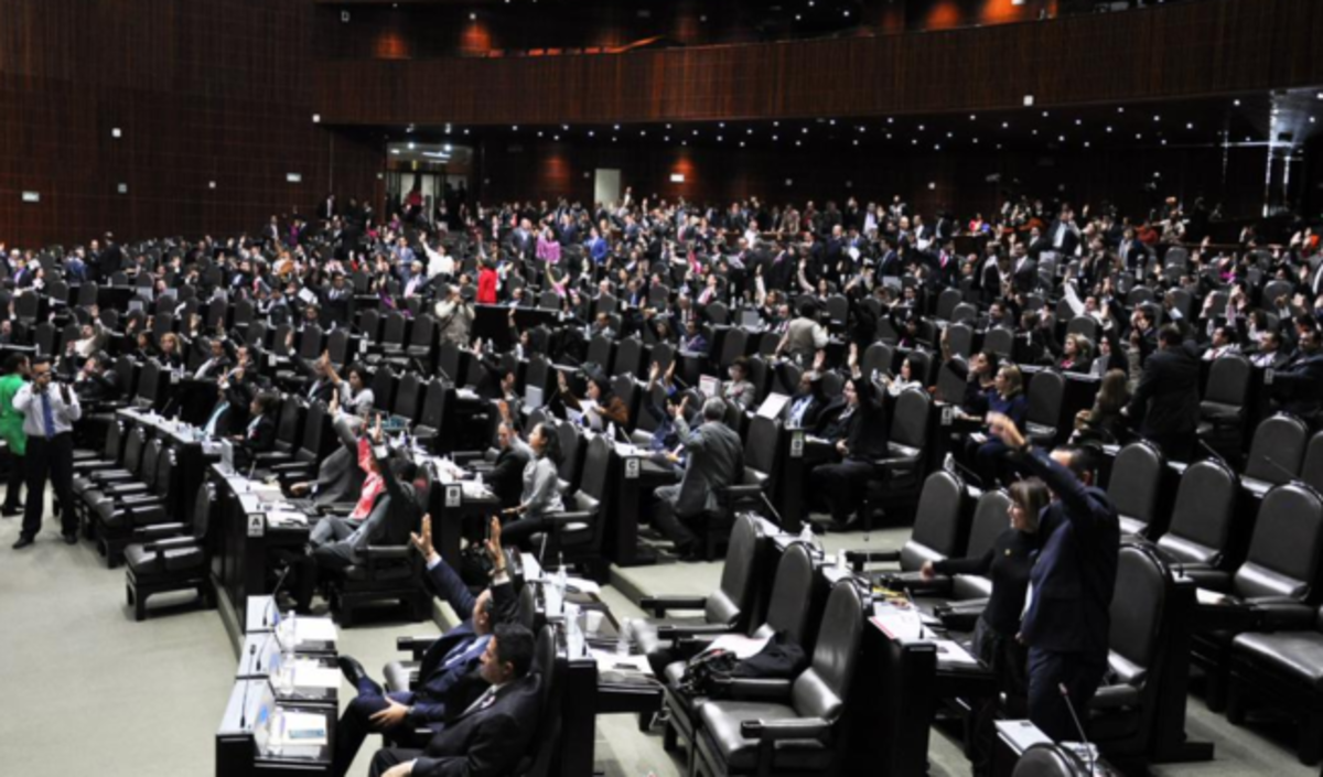 Aprueban diputados en lo general miscel nea fiscal para for Camara de diputados leyes