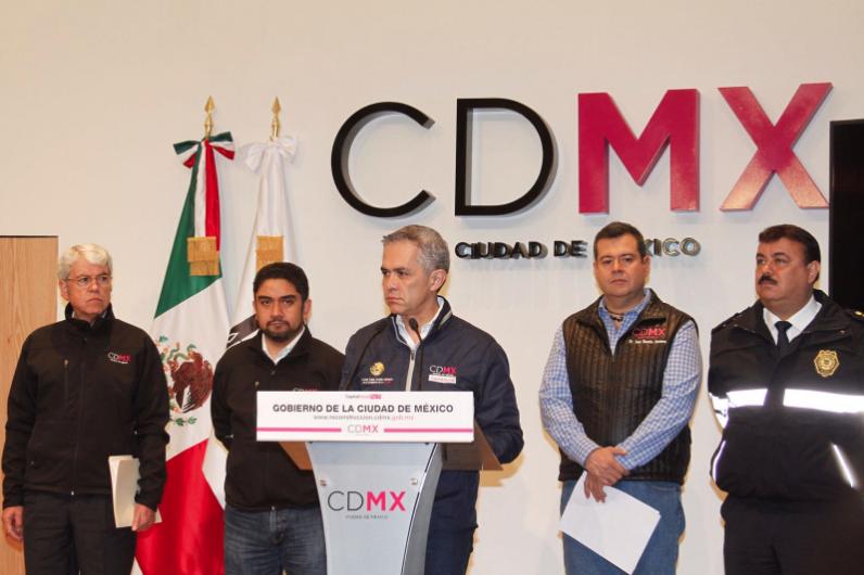 Mancera pide a AMLO que Morena deje de paralizar labores en ALDF
