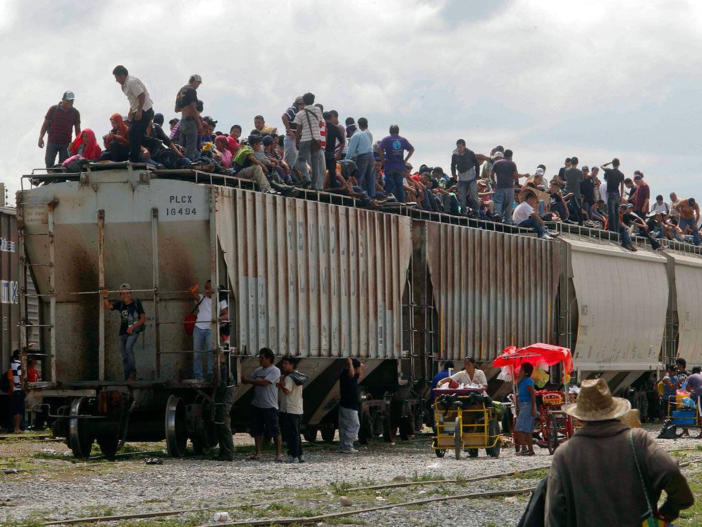 En dos años, México suma más de 5 mil delitos contra migrantes