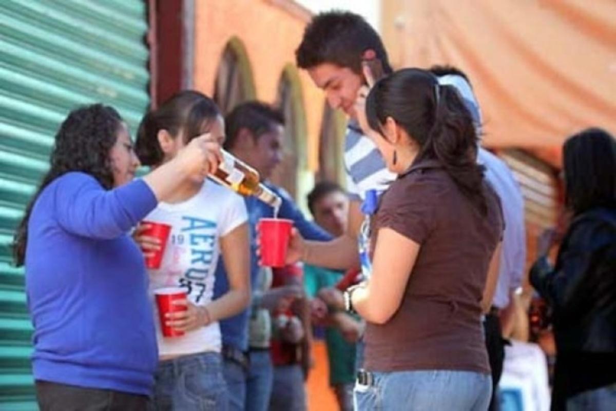 El Alcoholismo en Los Jovenes de Mexico - scribdcom