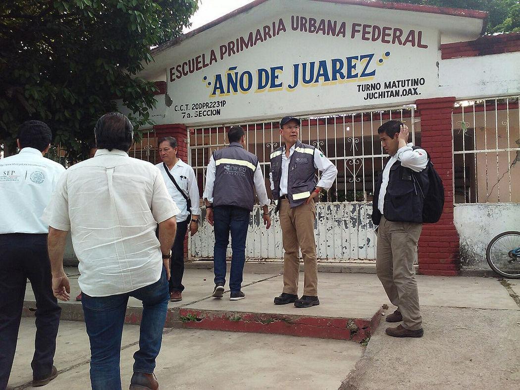 Aulas provisionales, alternativa para reanudar clases en Oaxaca ...