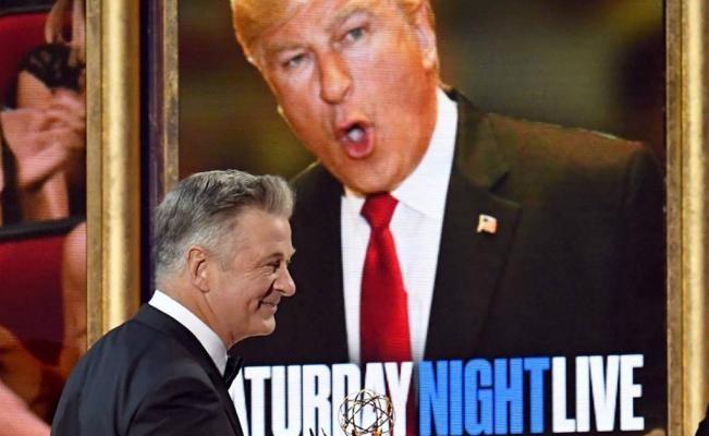 Por su interpretación de Trump, Alec Baldwin gana un Emmy