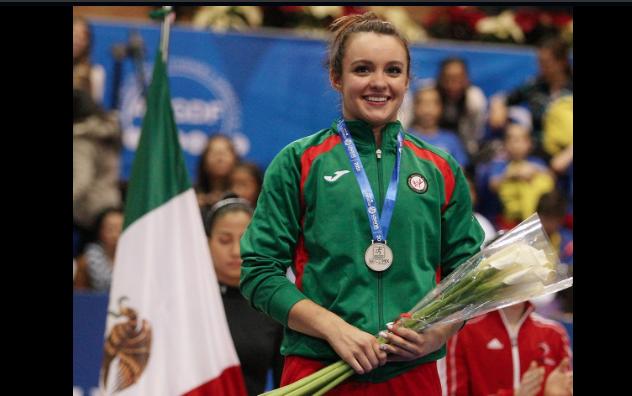 Las mexicanas Alexa Moreno y Ana Lago avanzan a finales de la Copa Mundial de Gimnasia Artística
