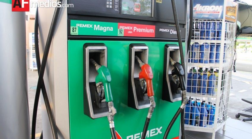 Bav el gas la gasolina