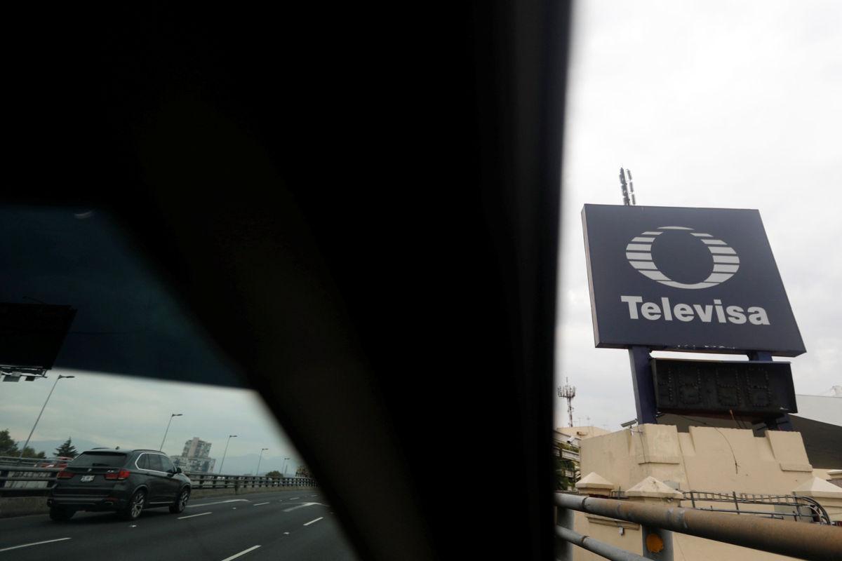 Ventas de Televisa caen 9.8% en el segundo trimestre del año