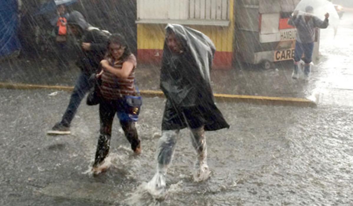 Se prevén tormentas muy fuertes en Guerrero