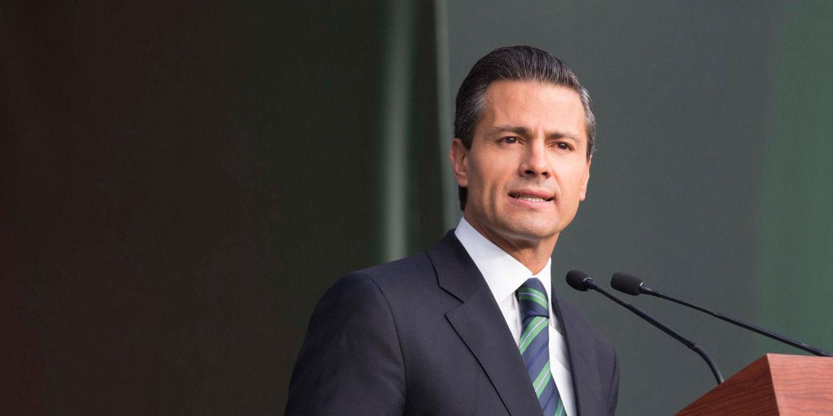 Enrique Peña Nieto se reúne con dirigentes del PRI