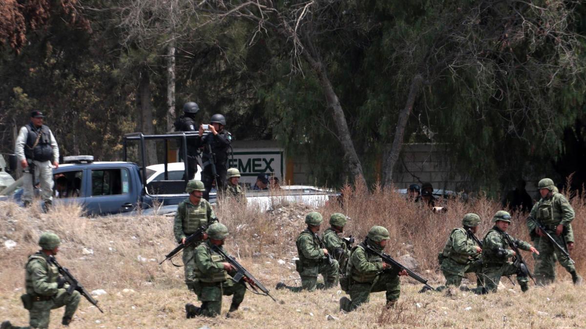 Presenta Osorio estrategia integral contra la delincuencia en Hidalgo