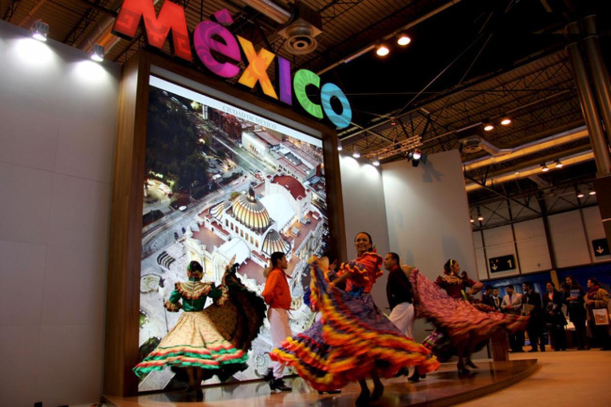 México en la Feria Internacional de Turismo en Berlín