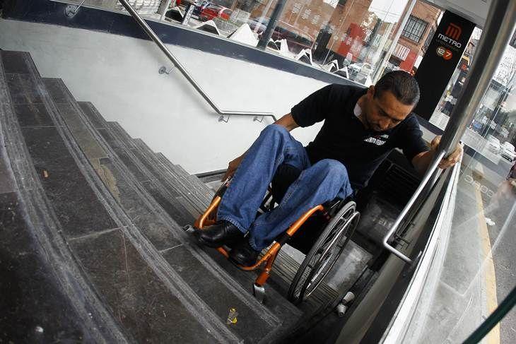 Transporte P Blico En M Xico Carece De Accesibilidad Para