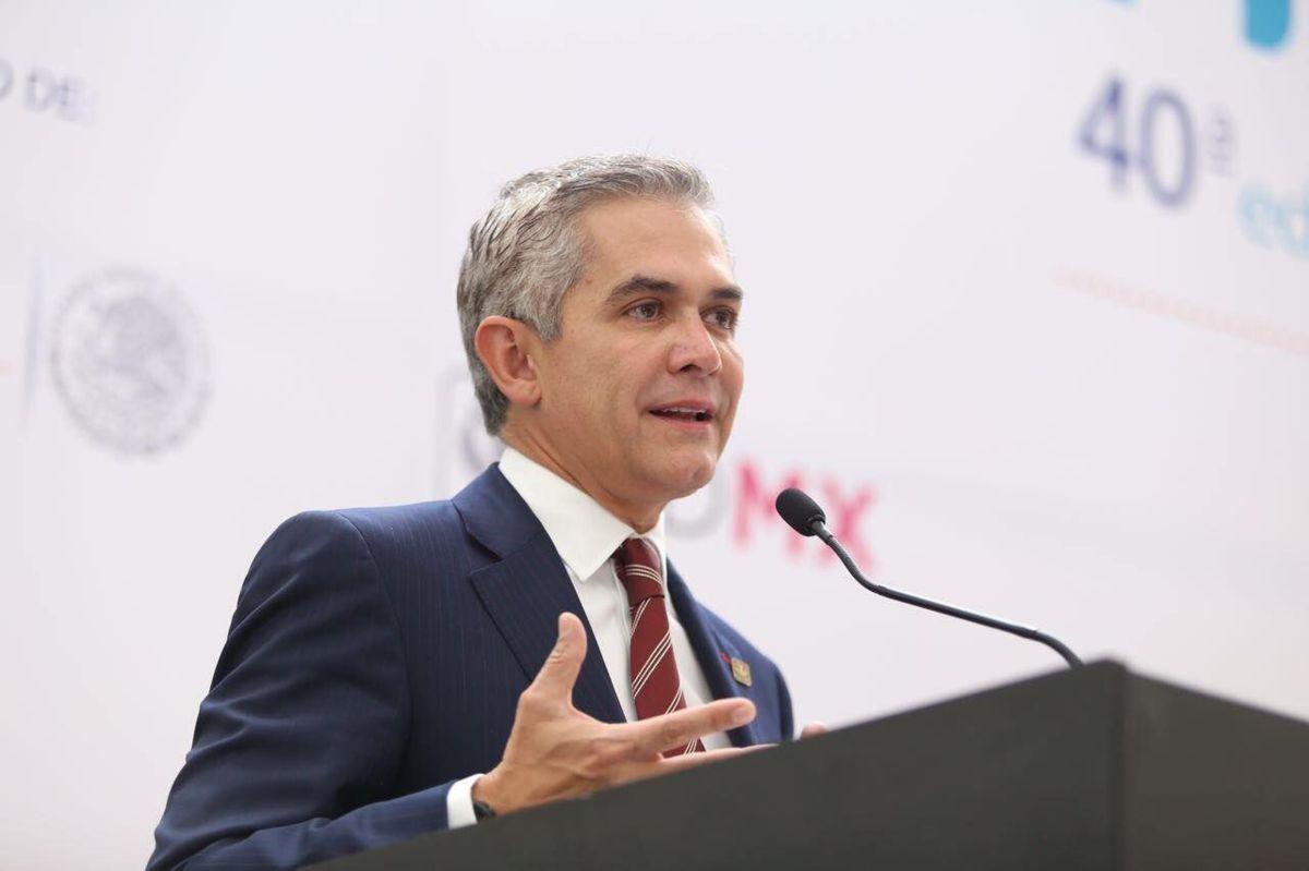 Mancera pide firmeza en las negociaciones del TLCAN