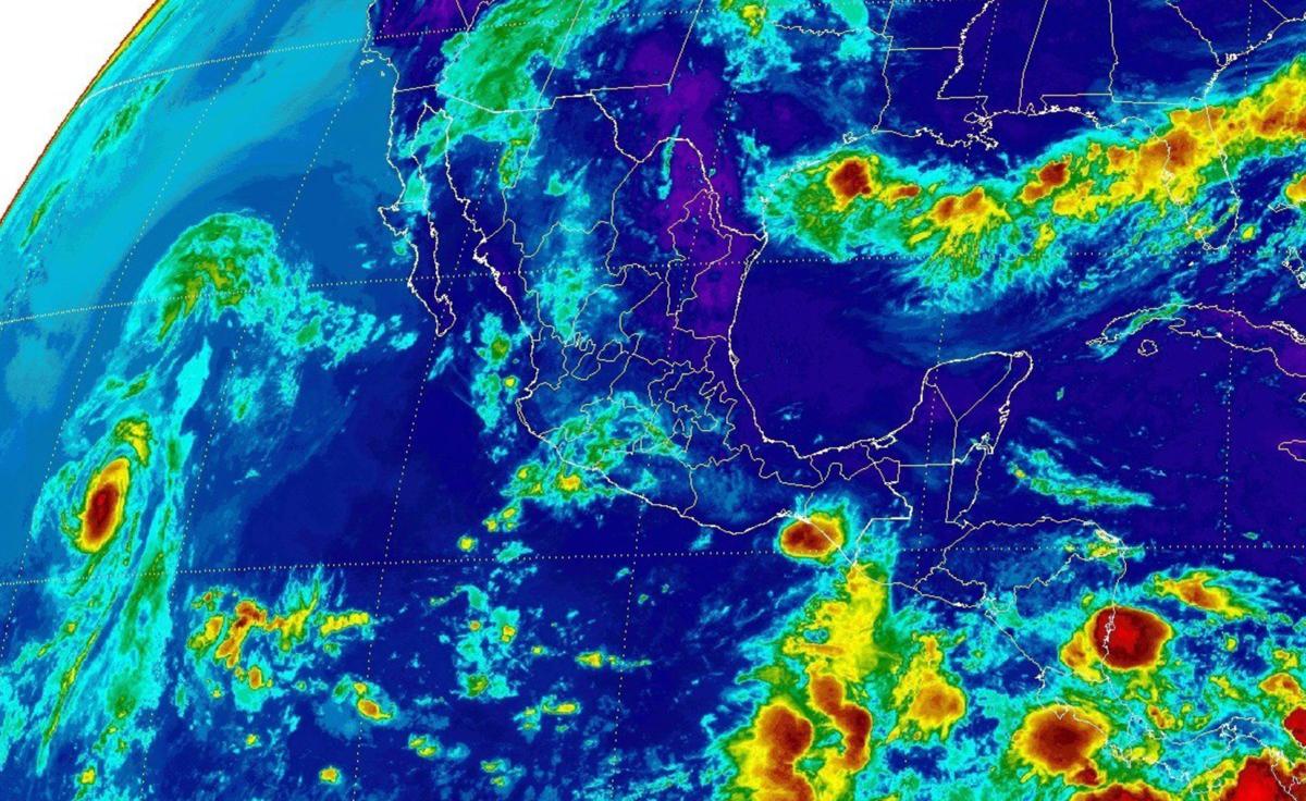 Tormentas muy fuertes se prevén esta noche en el norte, el occidente