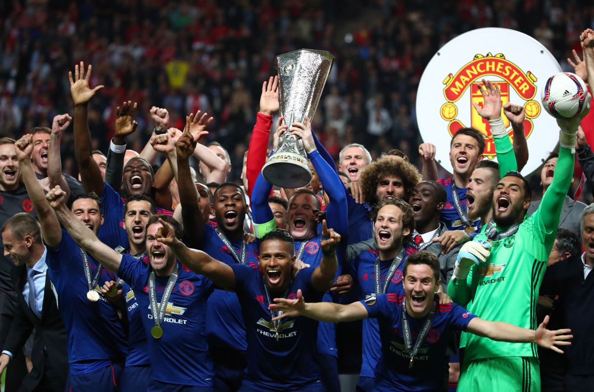 Manchester campeón de la Europa League tras vencer al Ajax