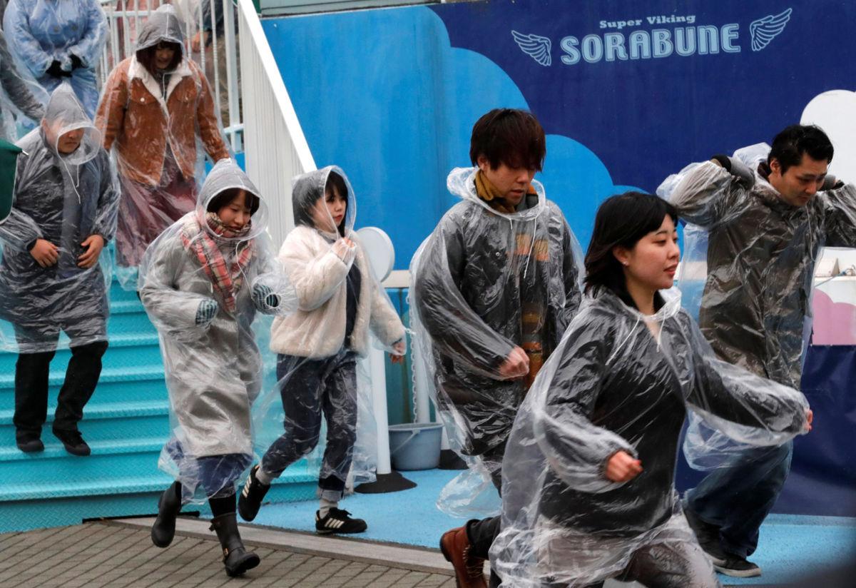 Realiza Tokio simulacro de ataque con misiles coreanos