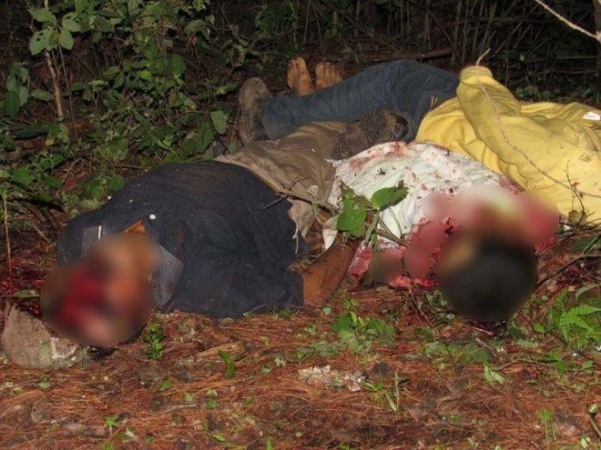 Masacre deja 5 decapitados, dos ejecutados y un colgado en Sinaloa